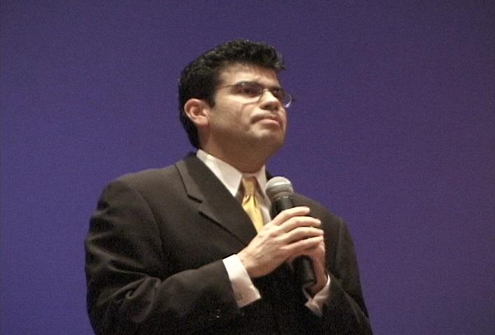 Fabrizio Mancini Parker Seminars 2001