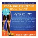 Lower Extremity Boot Camp