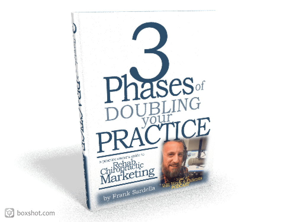 Marketing - 3 Phases of Doubling Your Practice