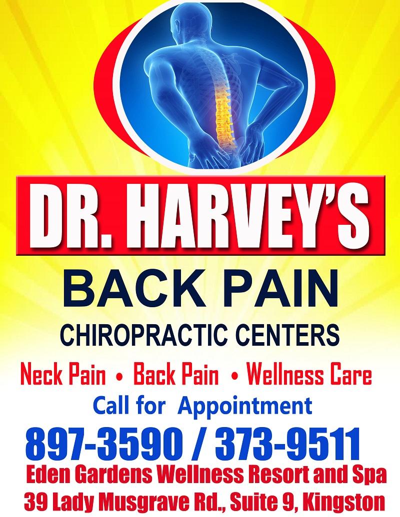 Dr Harvey Kingston Poster