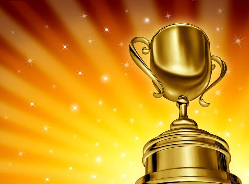 golden trophy chiropractic awards