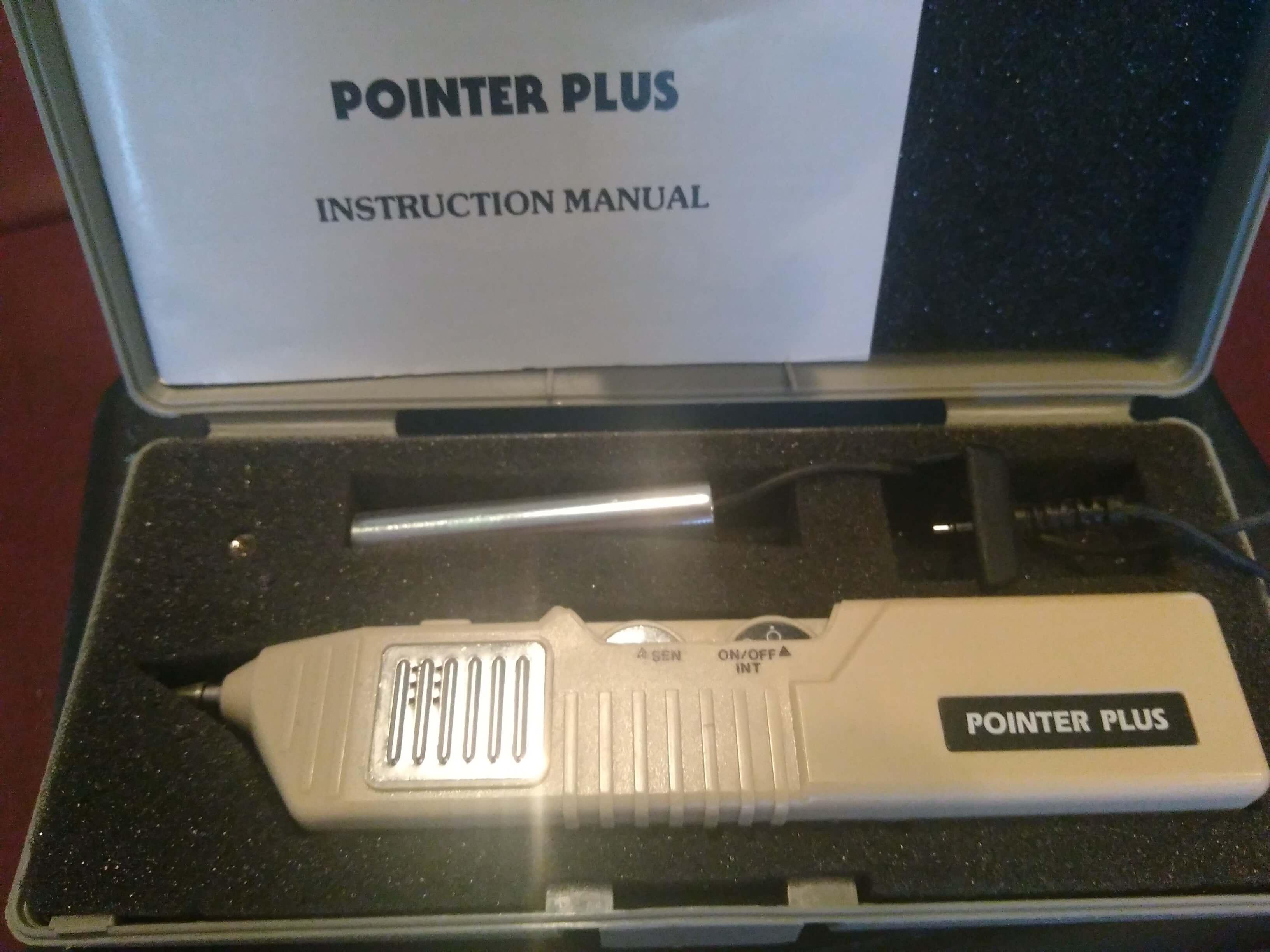 POINTER PLUS, Richmar iONTO+ id3