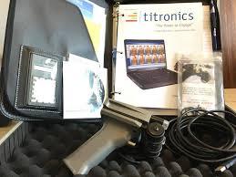 Titronics Tytron C-5000 thermal spinal scanner