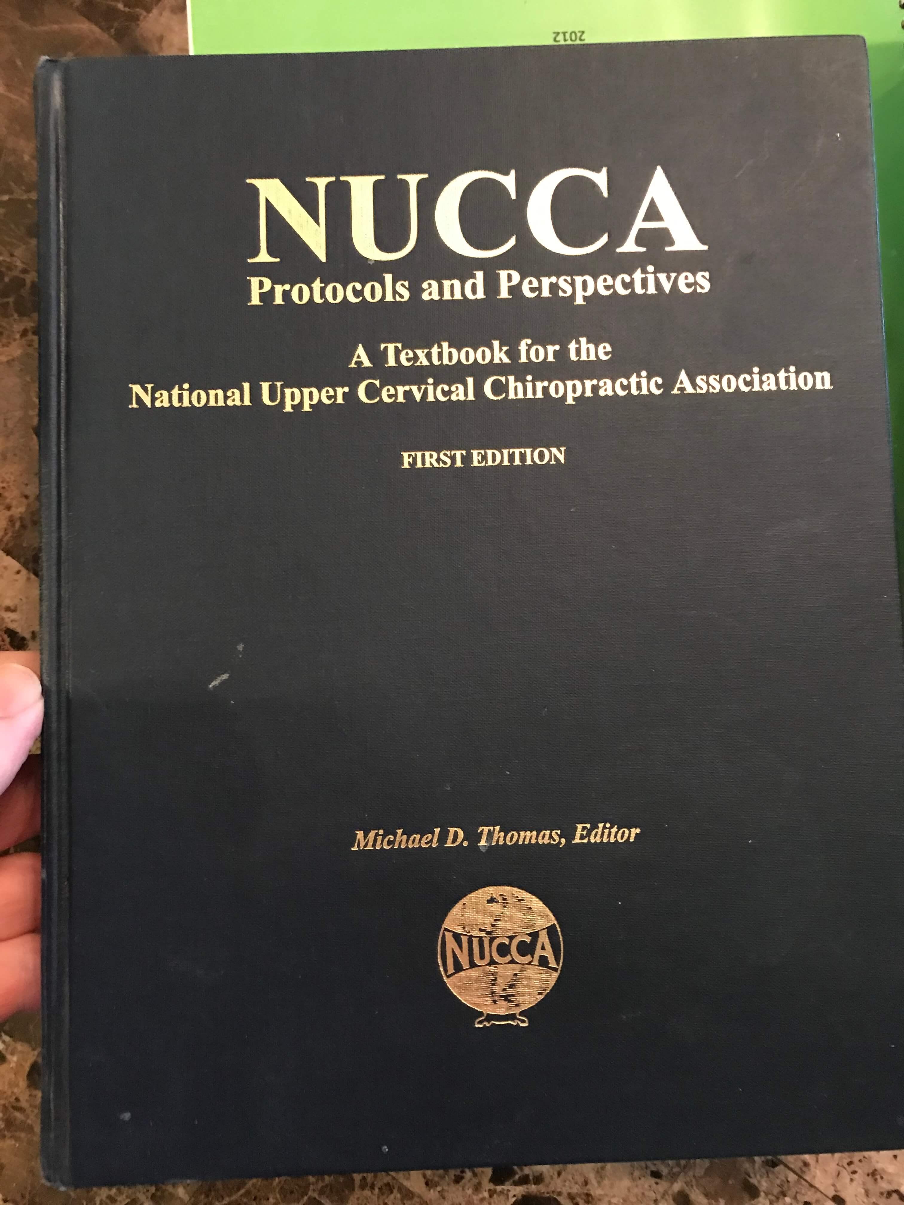 NUCCA textbook