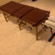 Used Thuli Tour Portable Chiropractic Table w/ Cervical, Thoracic, Lumbar and Pelvic Drops