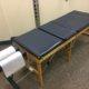 Adjusting table. Thuli, Portable Table w/Cervical, Pelvic drops