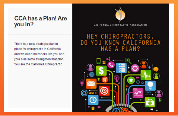 California Chiropractic 2014 Legislative Conference