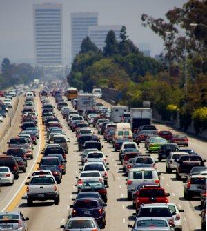 405 freeway Los Angeles