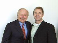 Mayor Richard Riordan and Dr. Michael Dorausch