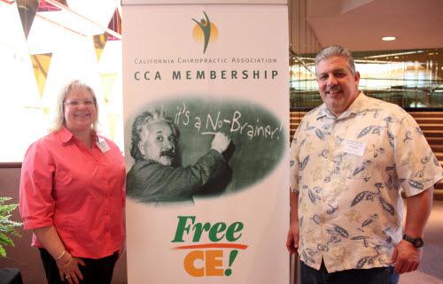 CCA California Chiropractic Convention
