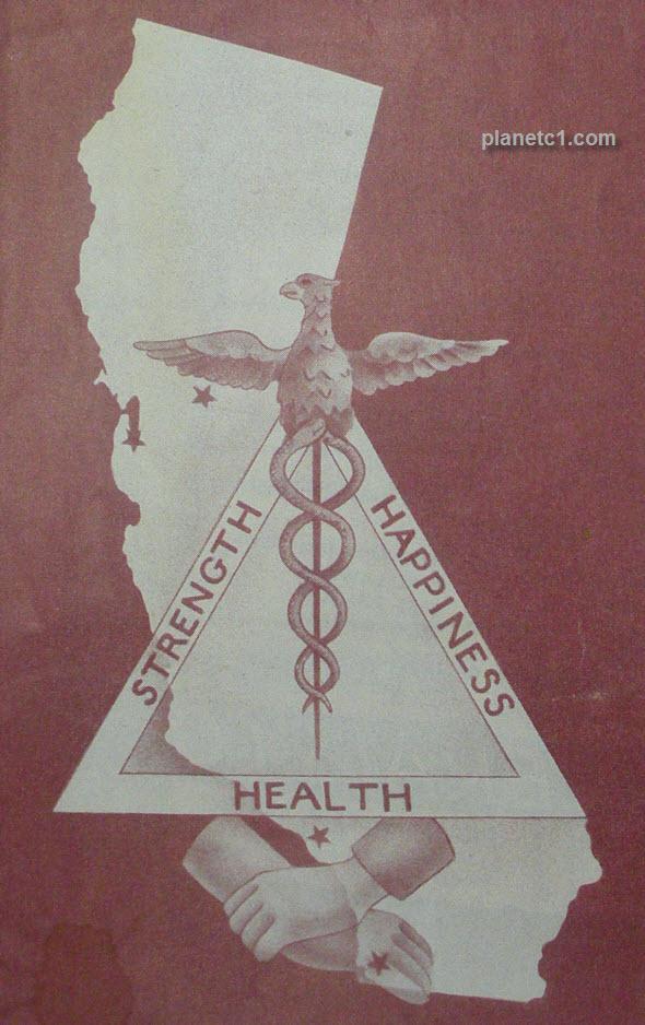 Chiropractic Logo 1946 California