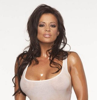 Chiropractors Wife Candice Michelle Featured in 4 Super Bowl Ads