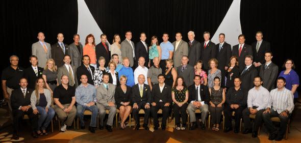 Dallas Group Lifetime Member Group Photo