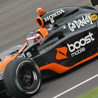 Danica Patrick Indy 500 2009