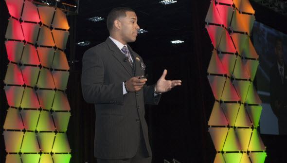 Derrell Pratt Blackburn Las Vegas Seminar