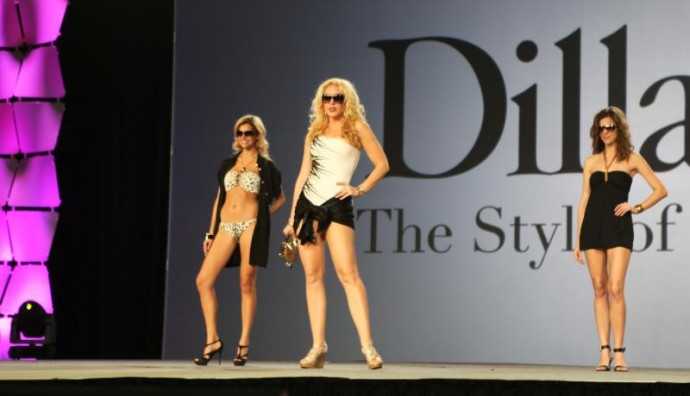 Dillards women's swimsuit fashions