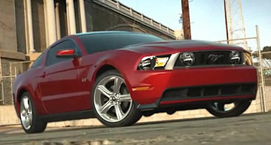 ford gto 2010. 2010 Mustang Styling (auto,