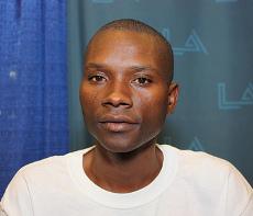 Fred Mogaka of Kenya