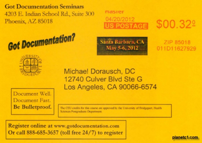 Got Documentation Seminars