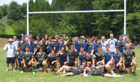 Life Chiropractic Rugby Camp