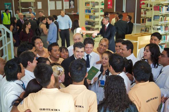 Mexican University Fabrizio Mancini