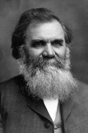 Daniel David (D.D.) Palmer, discoverer of chiropractic and founder of Palmer College of Chiropractic