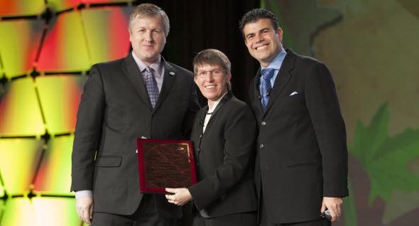 Parker Humanitarian of the Year Award
