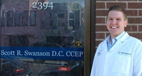 Scott R Swanson - Chiropractor San Fransisco