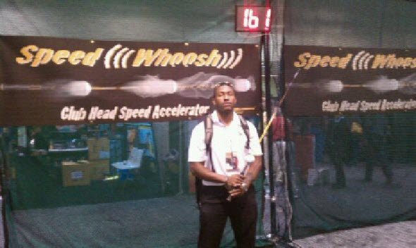 Speed Golf Club Whoosh