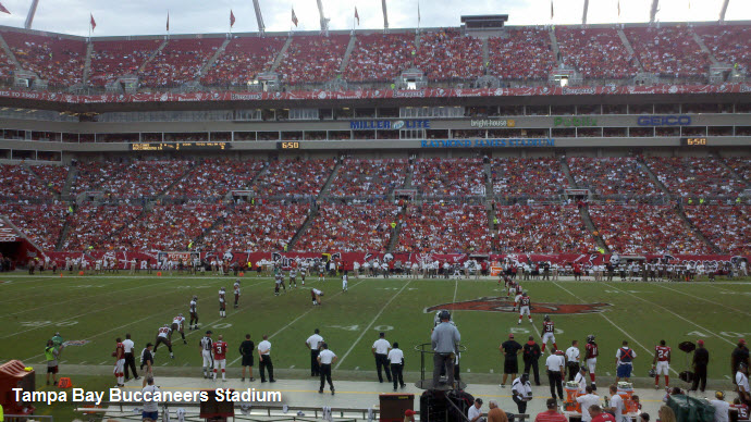 Tampa Bay Buccaneers Stadium