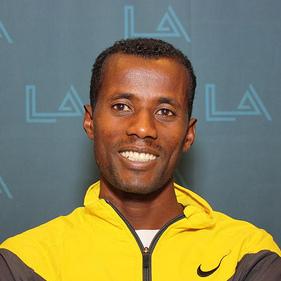Tariku Jufar of Ethiopia