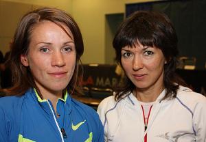 Tatyana Petrova & Lyubov Morgunova
