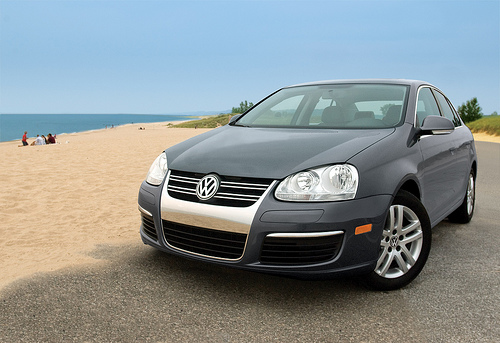 Volkswagen Jetta TDI Named 2009 Green Car of the Year