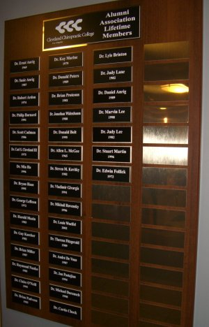 CCCLA Alumni Association Lifetime Members