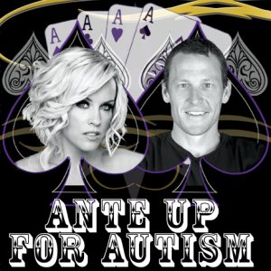 Jenny McCarthy and Lance Armstrong Ante up for Autism