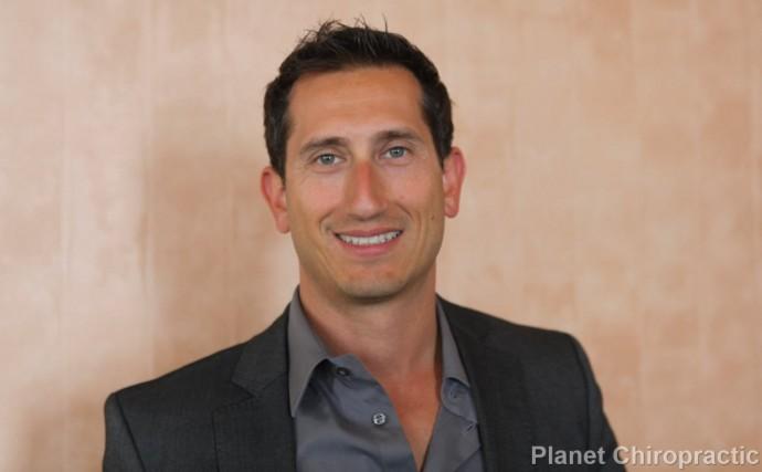 California Chiropractor Brian Stenzler