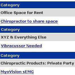 category Vibracussor MyoVision sEMG