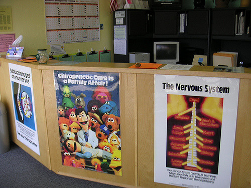 chiropractic office in Playa Vista, California