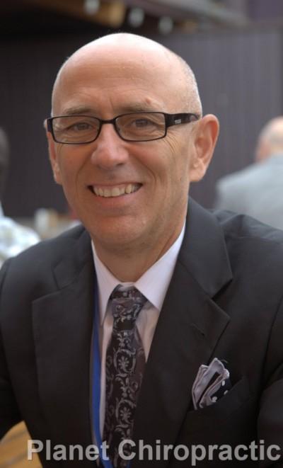 Chiropractor Gilles Lamarche