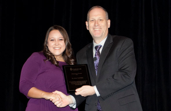 Dr. Jenny Mejia DC of the Year