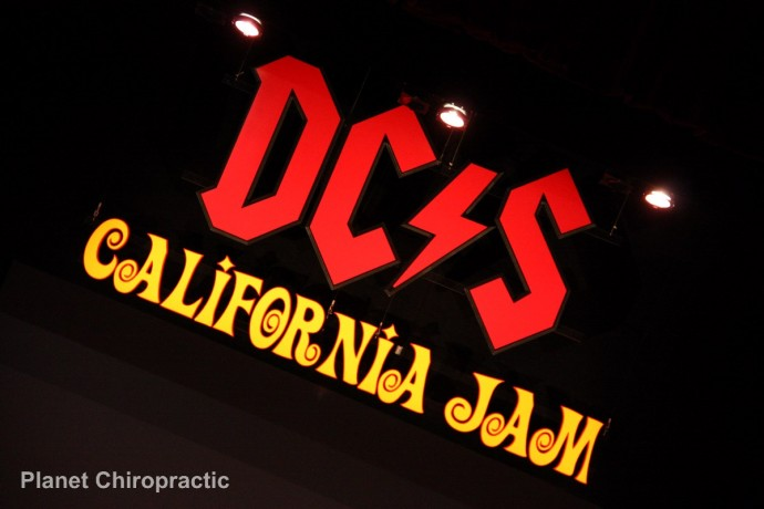 DCS California Jam Neon Sign