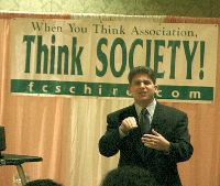Chiropractic Speech Coach Dr. Larry Duboff