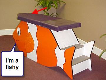 chiropractic tables for kids