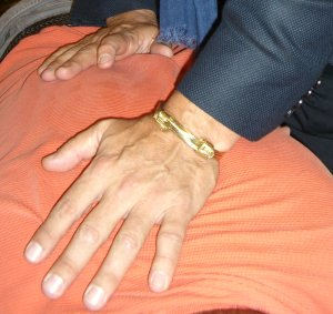 hands-on chiropractic adjusting is still where it's at