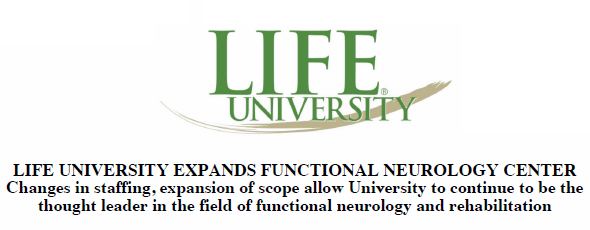 Life University Functional Neurology Center