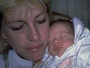Mom and Baby - Breastfeeding