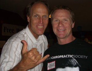 Southern California Chiropractors Robert Bates and Don Trepany