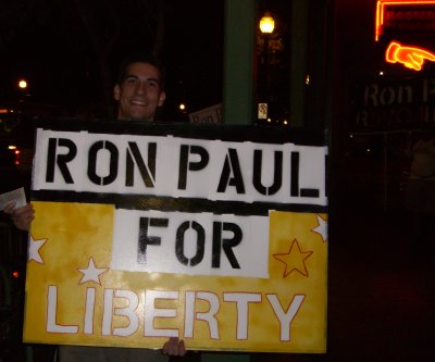 Ron Paul for liberty