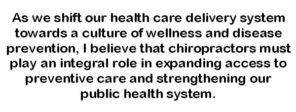 hift our health care delivery system towards a culture of wellness and disease prevention