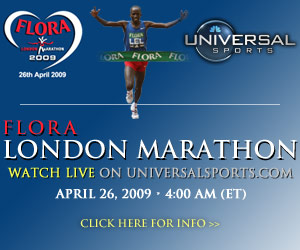 2009 Flora London Marathon